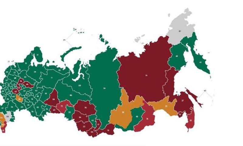 Опубликована карта качества топлива на российских заправках: в какую категорию вошла Ярославская область
