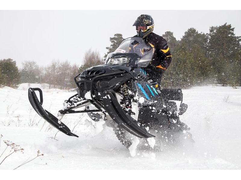 В выходные под Рыбинском пройдут гонки с препятствиями на снегоходах