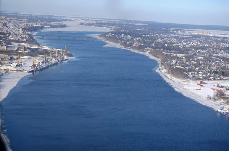 18 гидропостов установили в Ярославской области для анализа паводковой ситуации на реках в зимний период