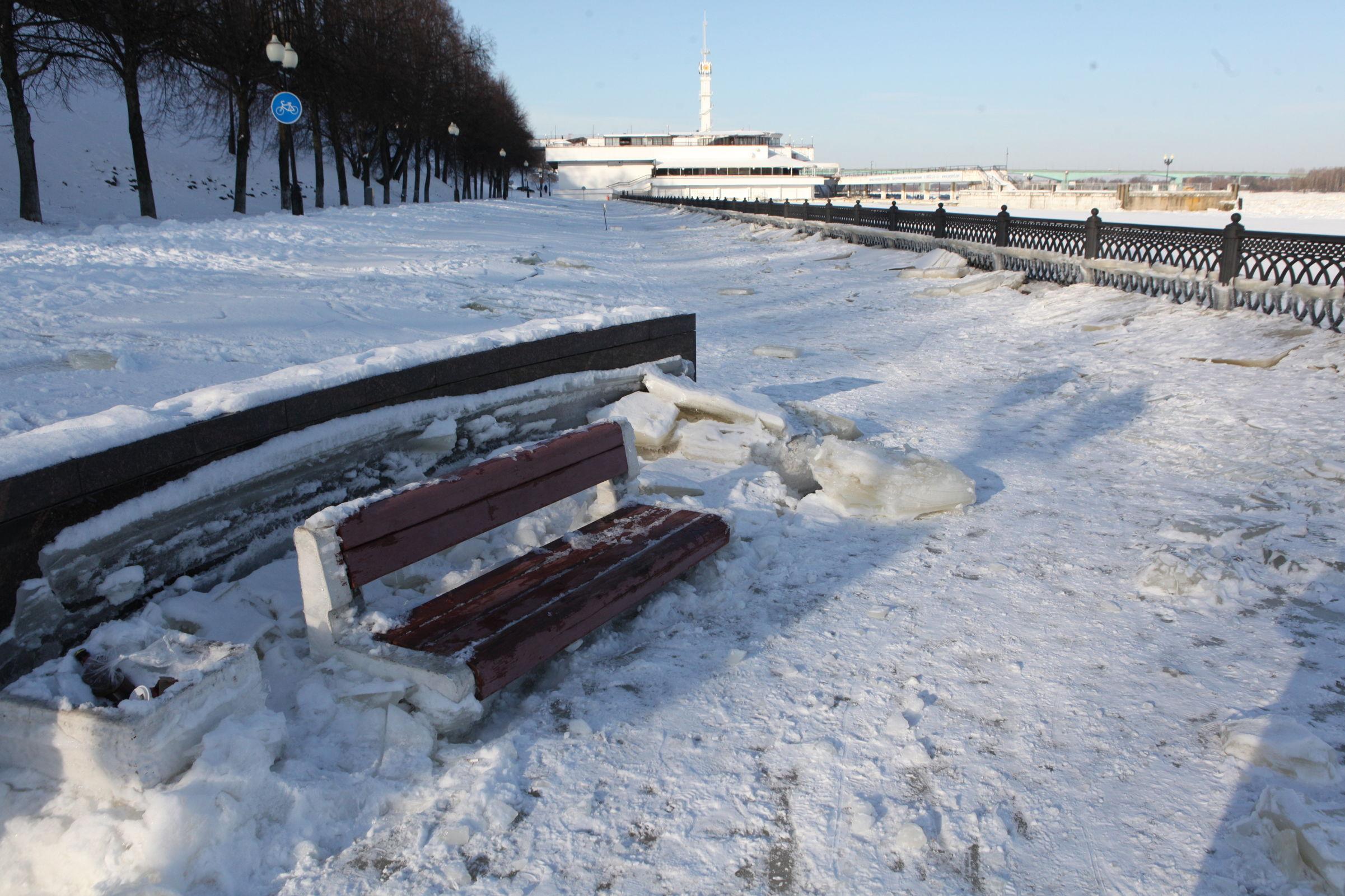 Минприроды РФ рассмотрит ярославские предложения по стабилизации уровня воды в Волге