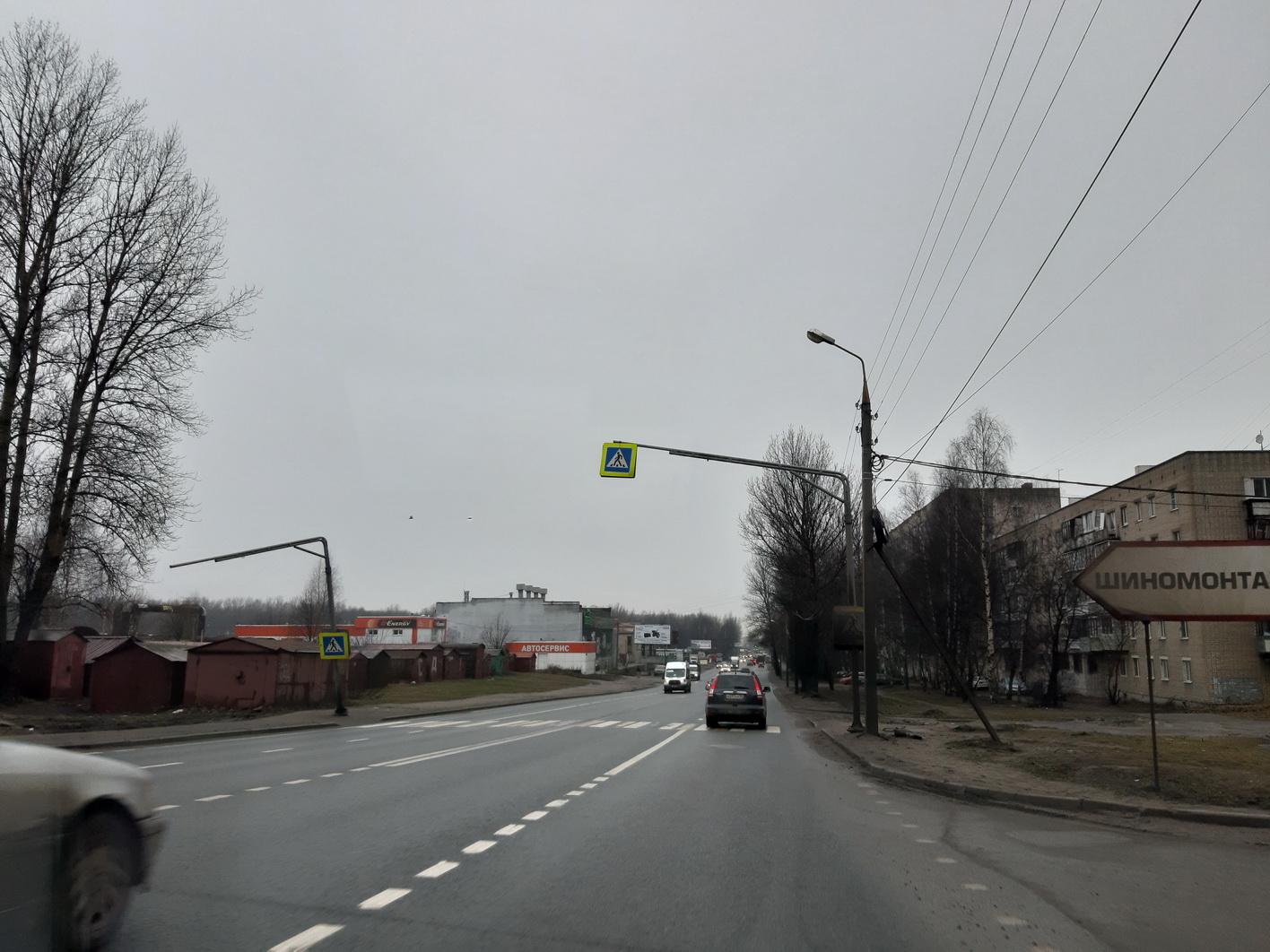 Мэрию Ярославля обязали установить светофоры на аварийном участке окружной дороги