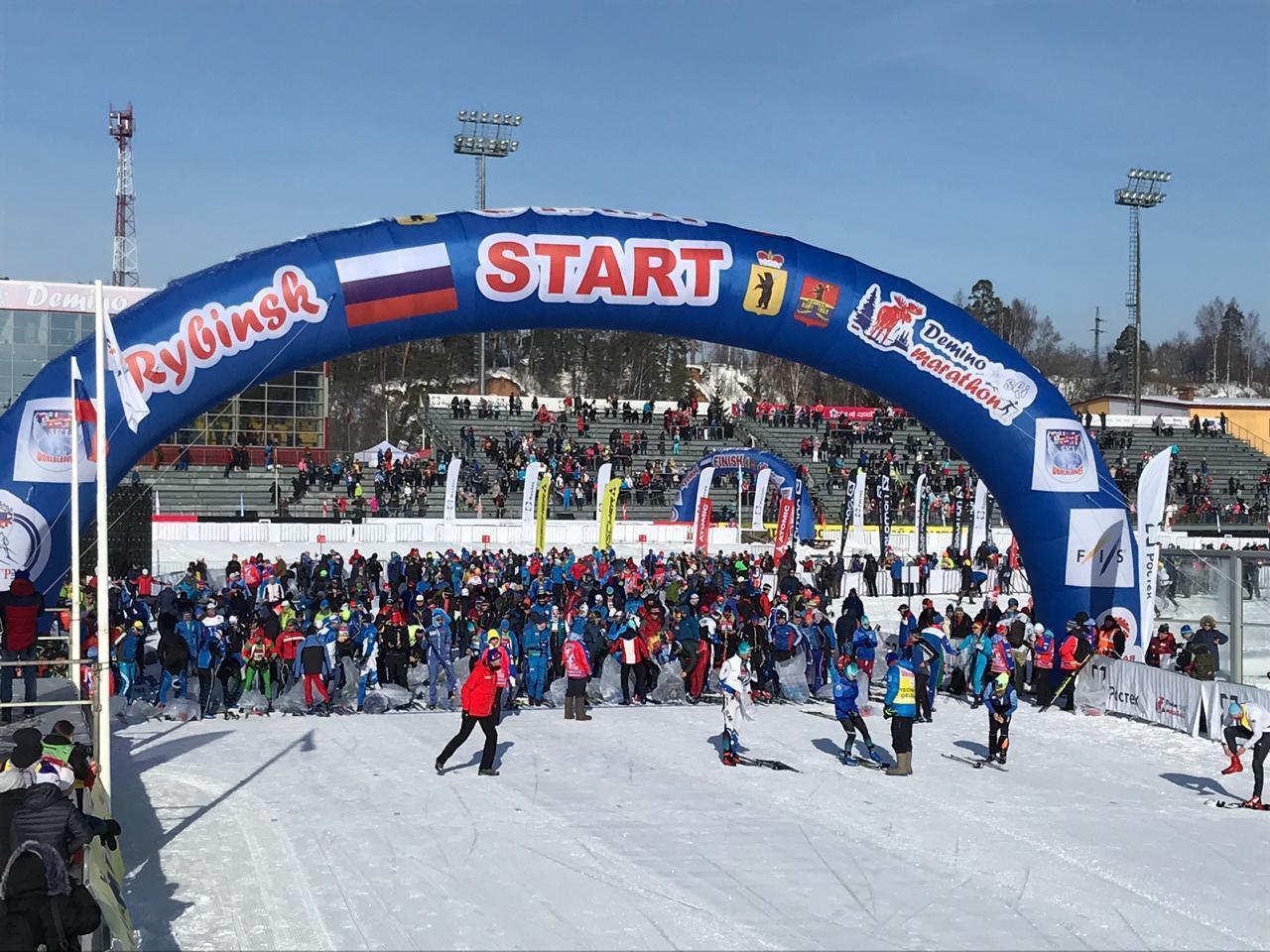 Лыжный марафон под Рыбинском пройдет при любой погоде