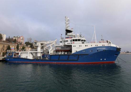 Созданный в Ярославле буксир присоединился к Черноморскому флоту