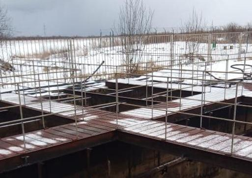 На полигоне «Скоково» под Ярославлем началась подготовка площадки для станции очистки фильтрата