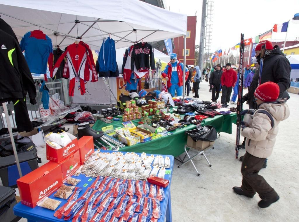 Для гостей Деминского марафона подготовили культурно-развлекательную программу «Ярославия ФЕСТивальнаЯ»