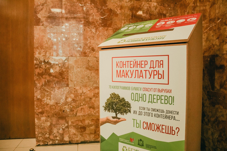 Ярославцы могут спасти деревья, сдавая макулатуру: где открыли пункт приема