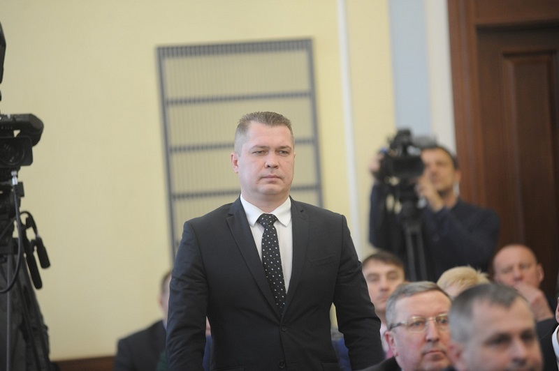 Дмитрий Миронов представил нового зампредседателя правительства и начальника контрольно-ревизионной инспекции