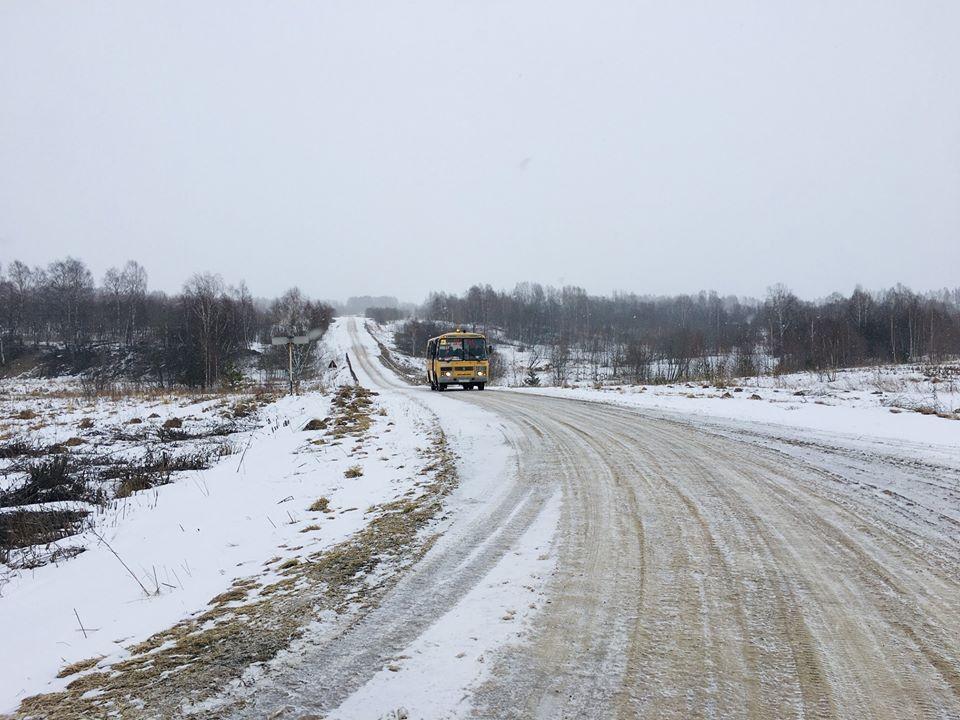 В Ярославской области продлили маршрут школьного автобуса
