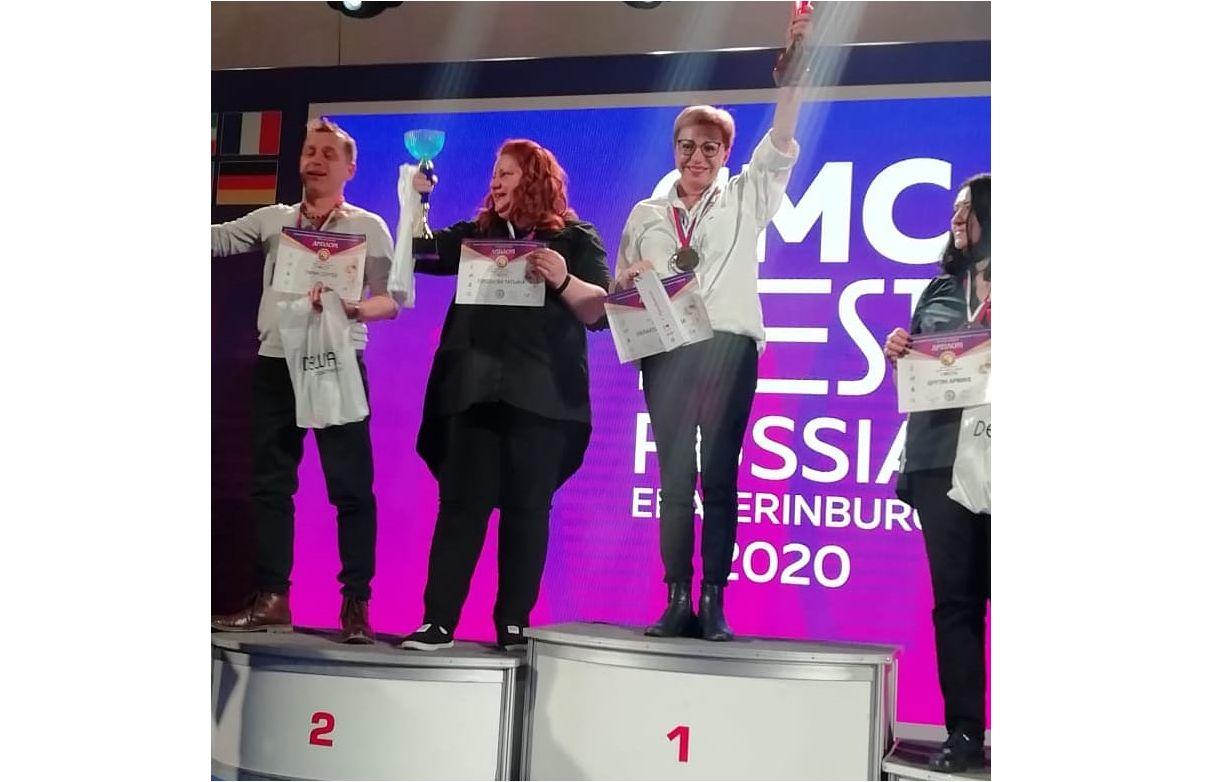 Ярославский парикмахер стала чемпионкой России и Европы