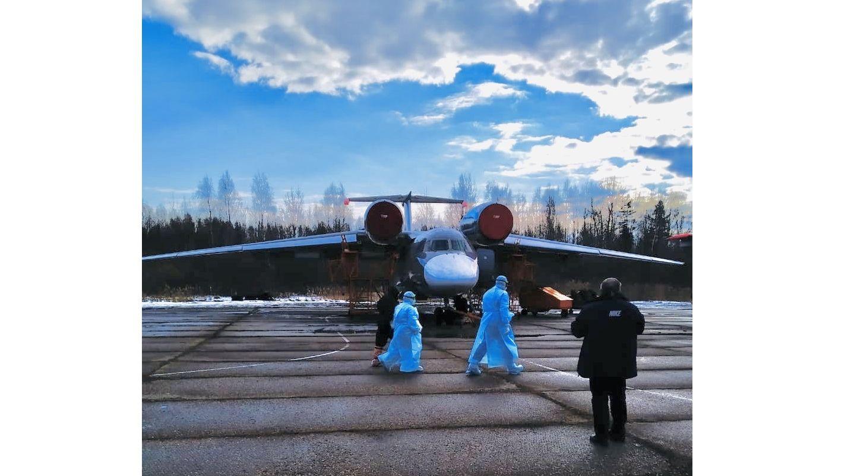 В ярославском аэропорту прошли учения по выявлению коронавируса