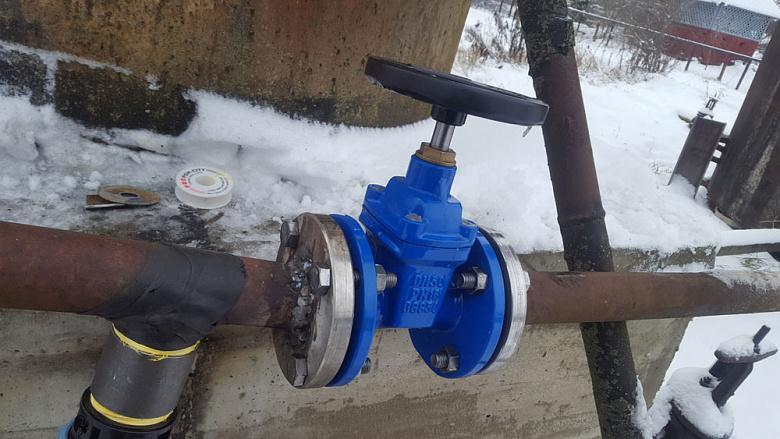 В Ярославле виновника большого потопа отключили от водоснабжения