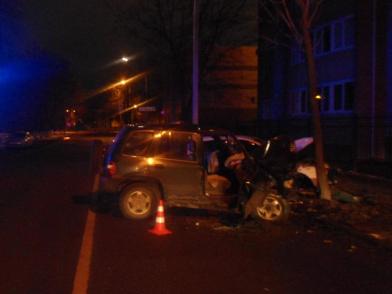 В ДТП с участием пьяного водителя в Ярославле пострадали пять человек