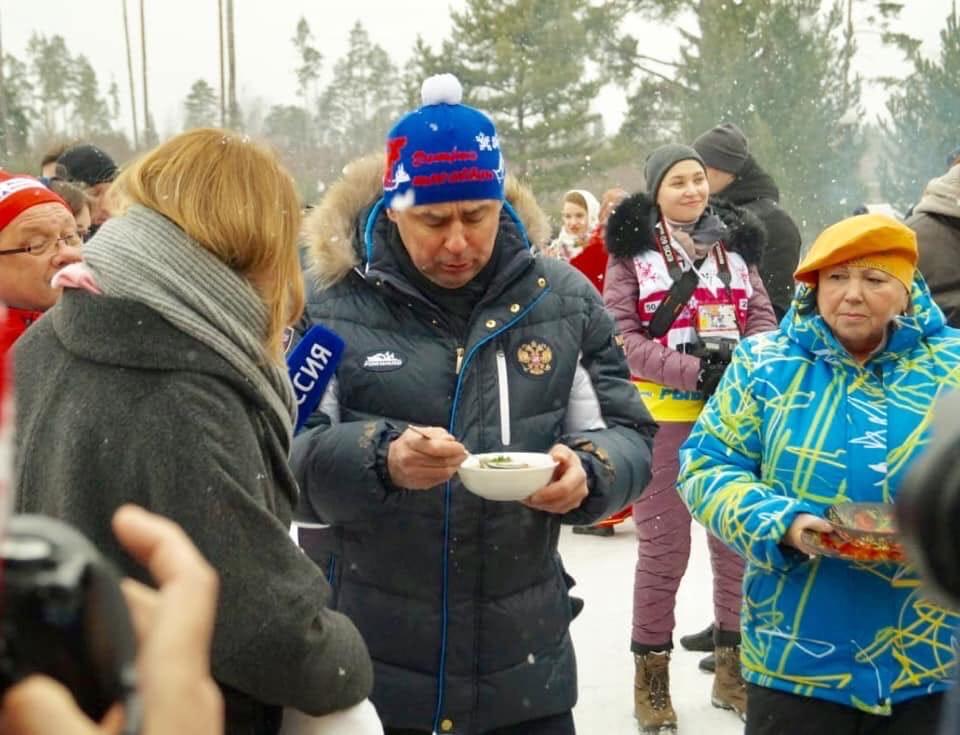На «Рыбинской ЗаварУхе» Дмитрий Миронов оценил «Золотую уху»
