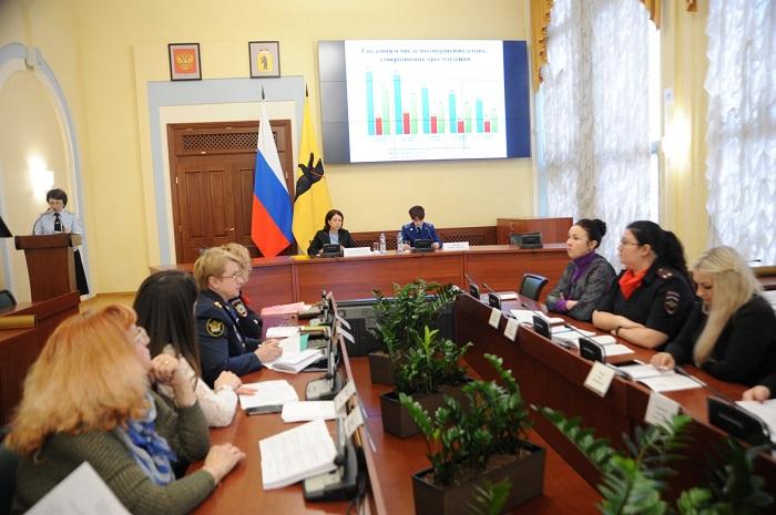 Подростковая преступность в Ярославской области снизилась почти на 5 процентов