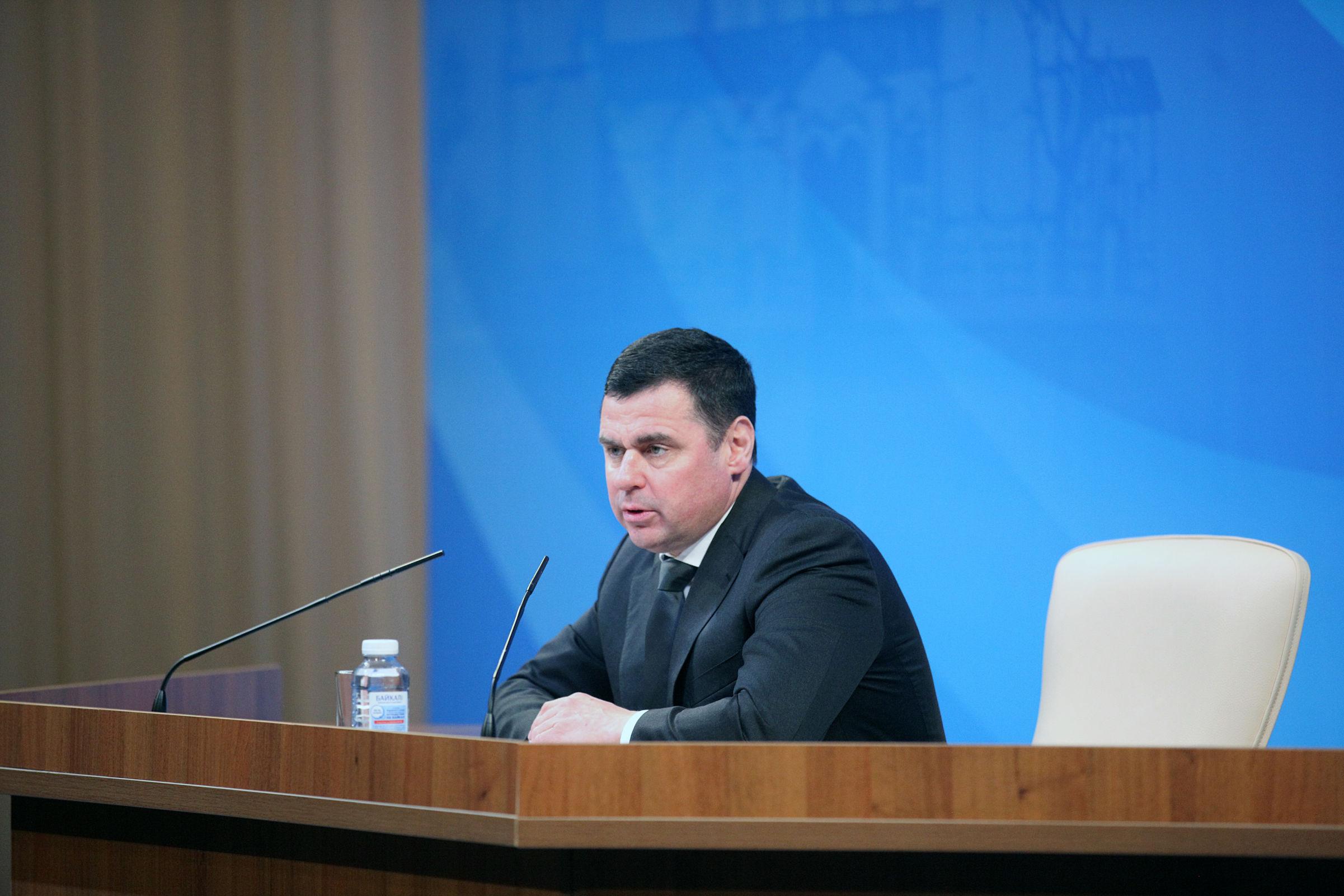 Дмитрий Миронов: в этом году на реализацию нацпроектов в регионе предусмотрено порядка 12 миллиардов