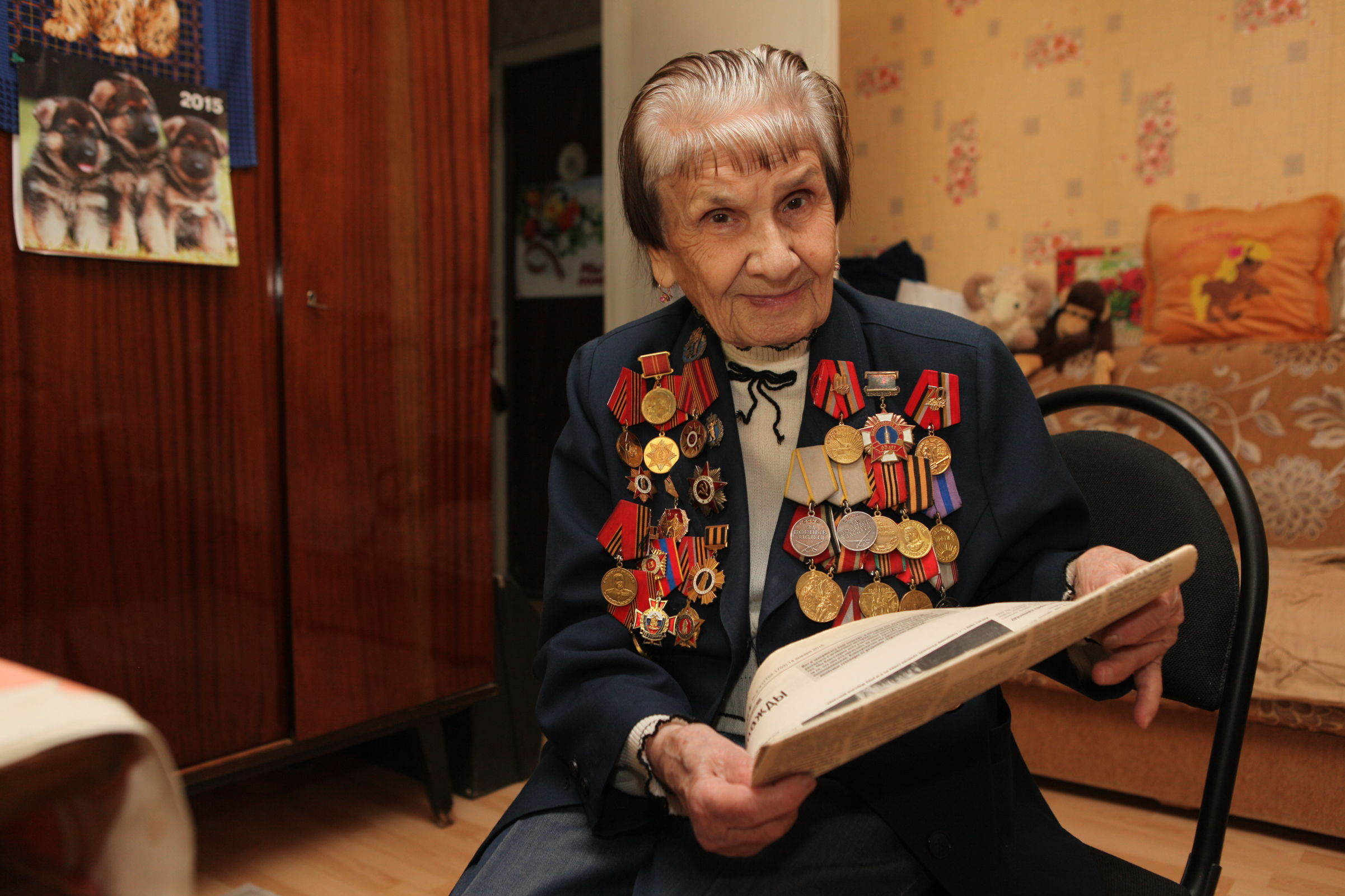 Ярославская участница исторической встречи на Эльбе рассказала о своих подвигах