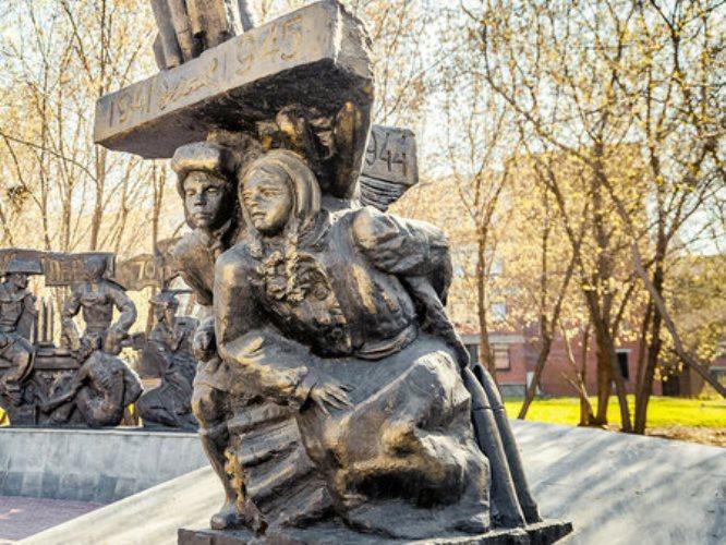 Общественники Рыбинска собираются установить в городе памятник детям войны
