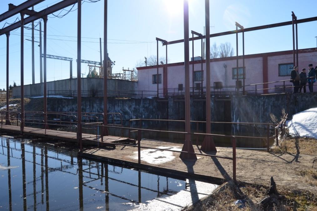 Все гидротехнические сооружения Ярославской области проверят на готовность к весеннему половодью