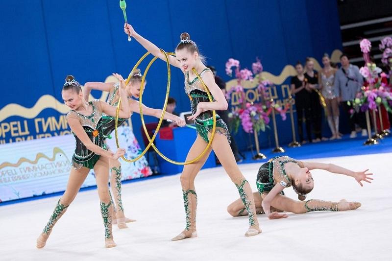 Ярославская гимнастка завоевала два золота и серебро на международном турнире в Эстонии