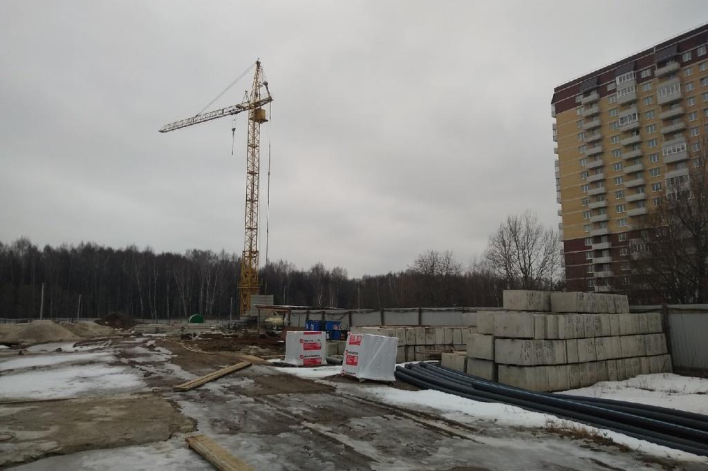 Строительство жилого дома в Павловской роще в Ярославле исключено
