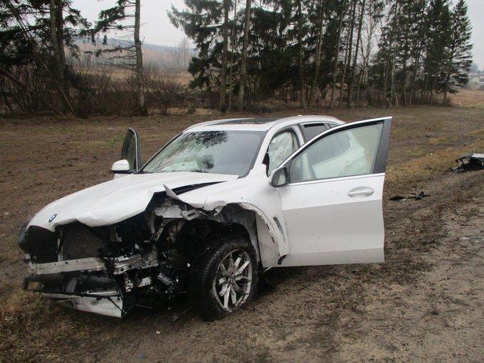 В аварии на трассе в Ярославской области погибла женщина