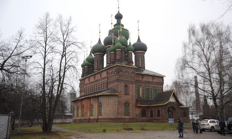 Изразцы ярославской церкви с 1000-рублевой купюры будут воссозданы при участии лучших реставраторов России