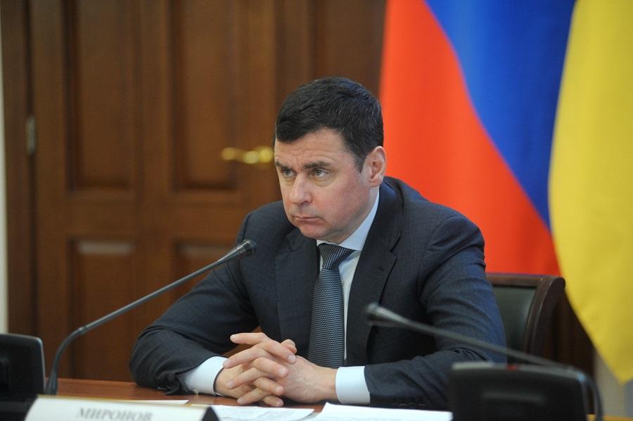 Дмитрий Миронов призвал своих подчиненных к большей открытости