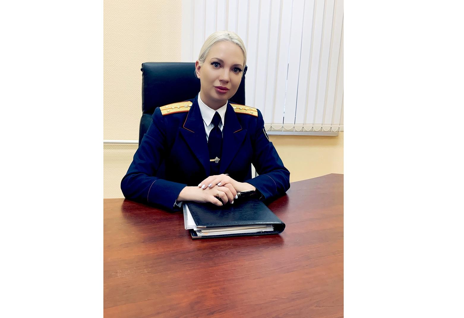 Женское лицо следкома. Руководитель отдела кадров рассказала, как стать следователем