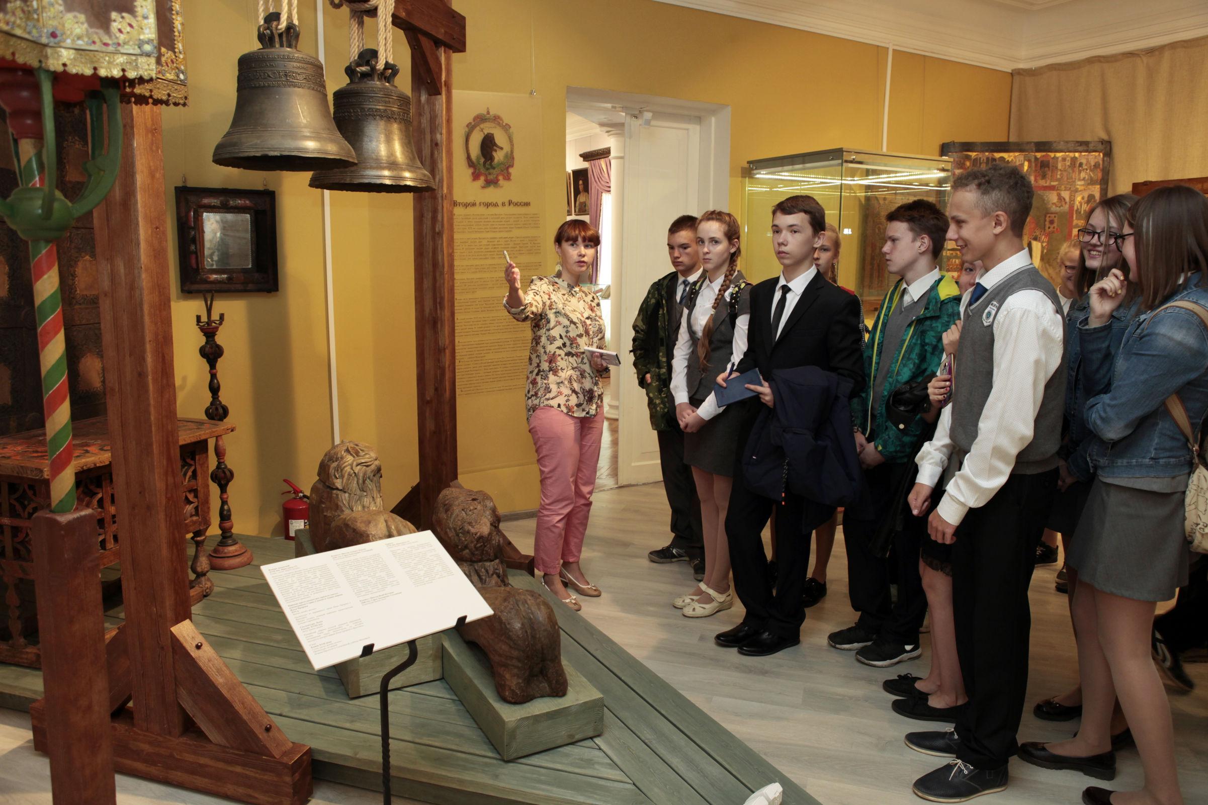 Культурный код – по нормативу. 8 тысяч ярославских школьников приобщили к новому проекту