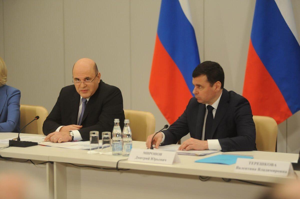 Позиция Дмитрия Миронова по поводу ЦБК получила поддержку премьер-министра Михаила Мишустина
