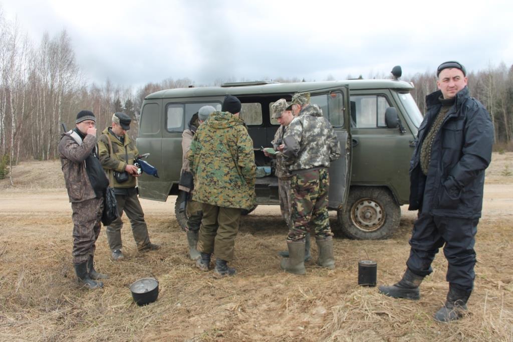 17 антибраконьерских групп патрулируют охотугодья Ярославской области