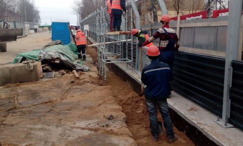 В Ярославле на Добрынинском мосту весной начнут укладывать асфальт