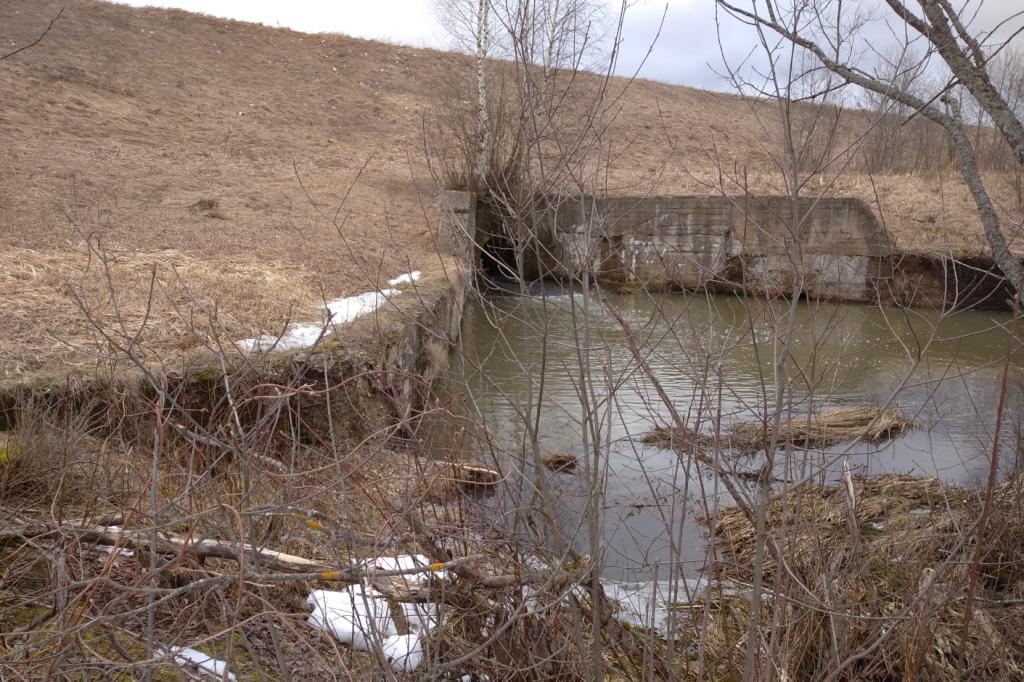 Специалисты провели обследование плотины на реке Костромке в Тутаевском районе