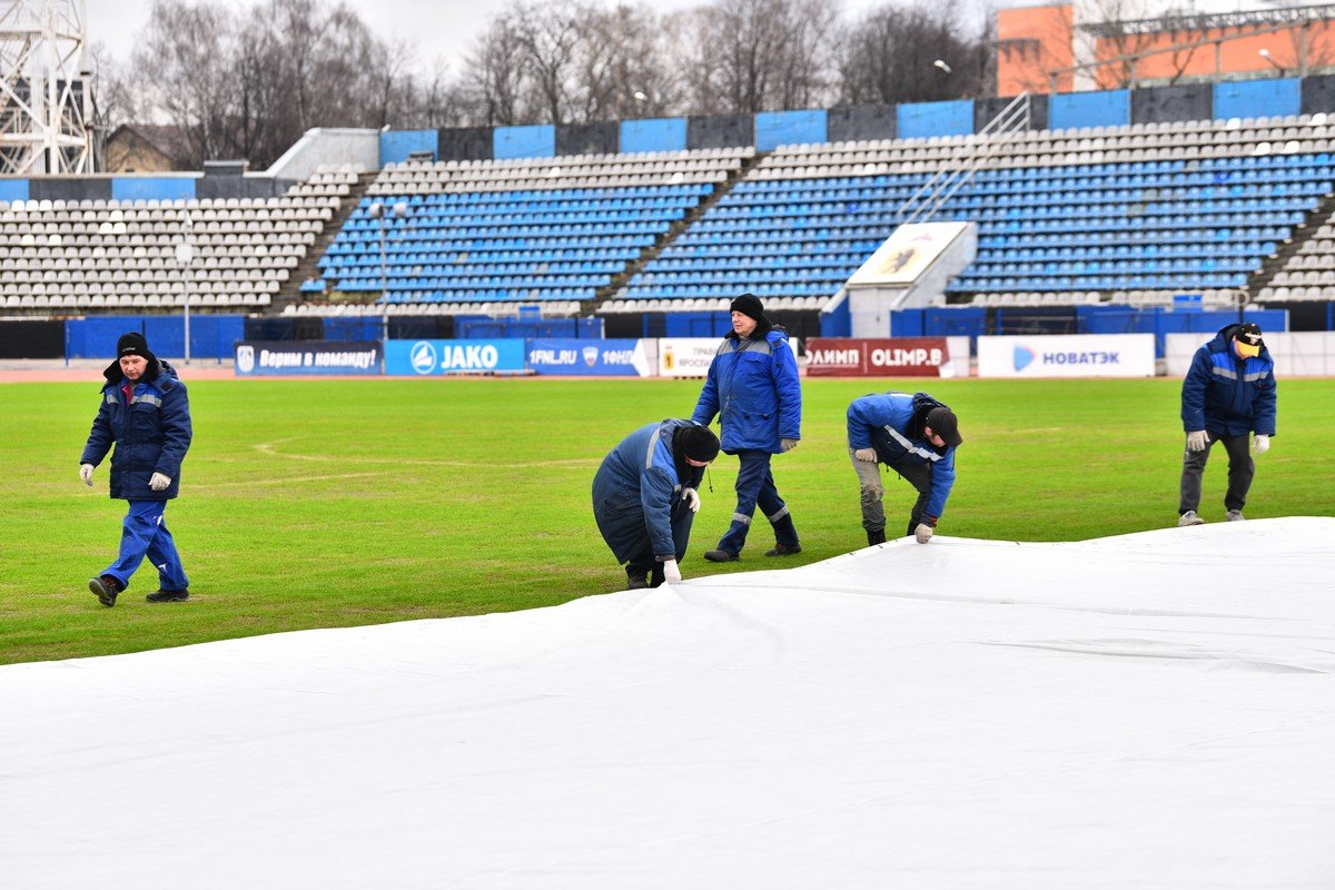 Мэрия сообщила о назначении нового управляющего стадионом «Шинник»