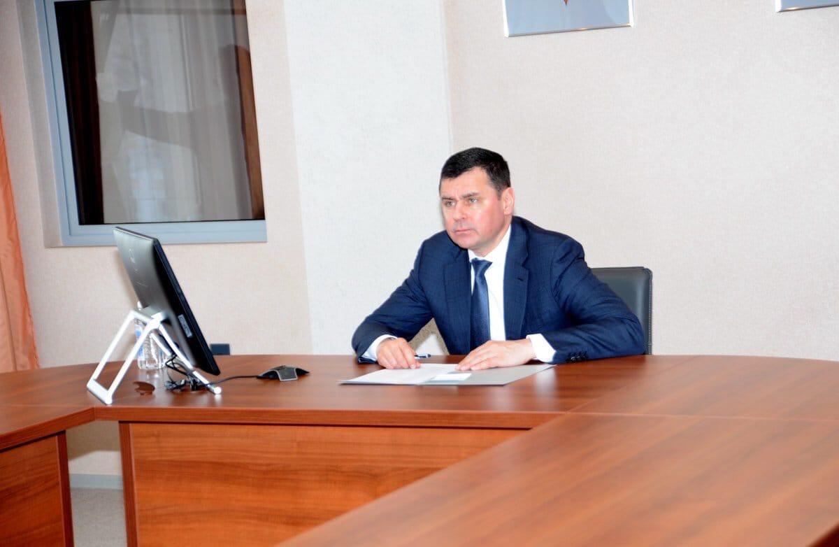Дмитрий Миронов порекомендовал работодателям перевести своих сотрудников на удаленный режим работы