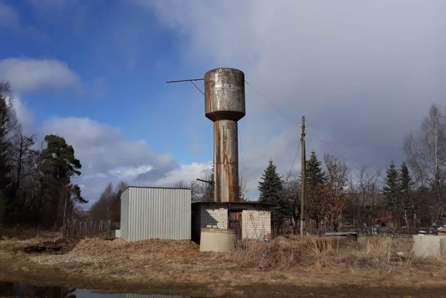 В Угличском районе установлены четыре станции комплексной очистки воды