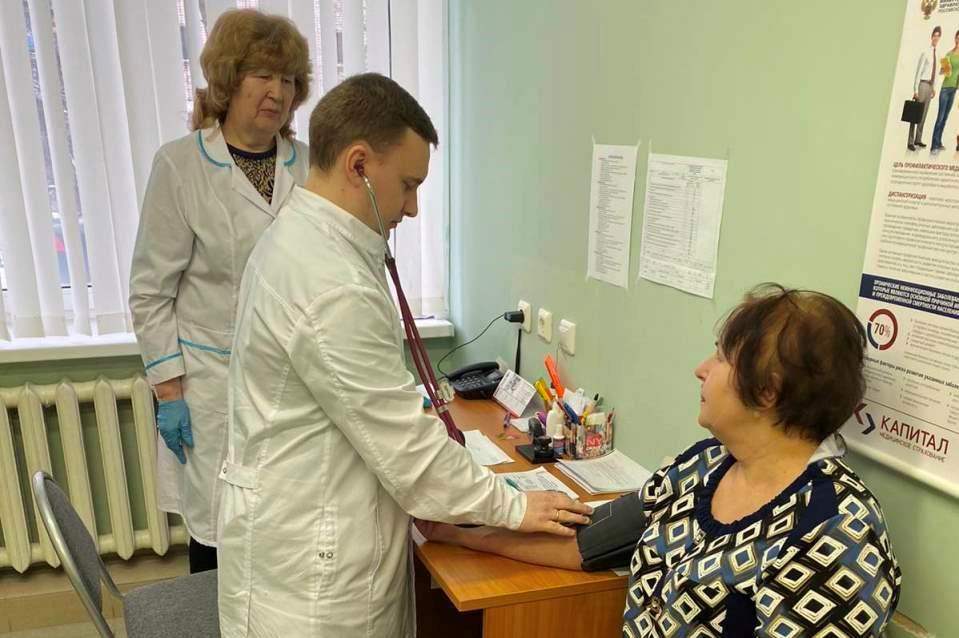 Диспансеризацию взрослого населения Ярославской области временно приостановили