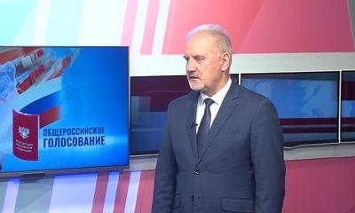 Сергей Бабуркин о поправках в Конституцию: «Это мера антиинфляционной защиты пенсионных выплат»