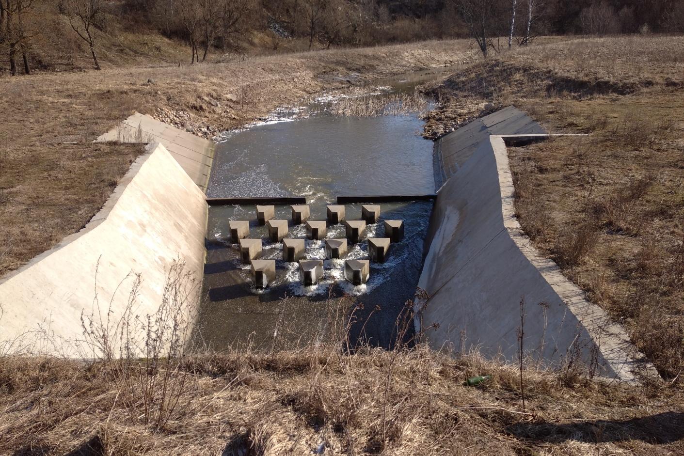 Комиссия обследовала 6 гидротехнических сооружений в Ярославской области