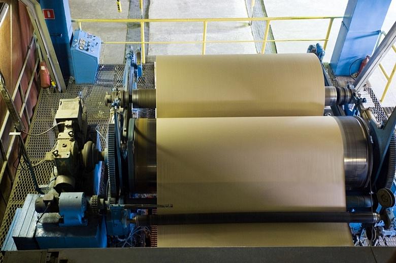 Ярославское предприятие по выпуску бумаги и картона модернизирует производство