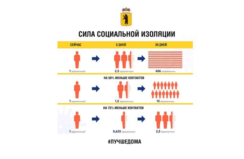 Дмитрий Миронов: 2,6 тысячи ярославцев находятся на самоизоляции