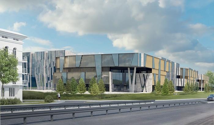Новейшие технологии применяют при строительстве современного IT-парка в Ярославле