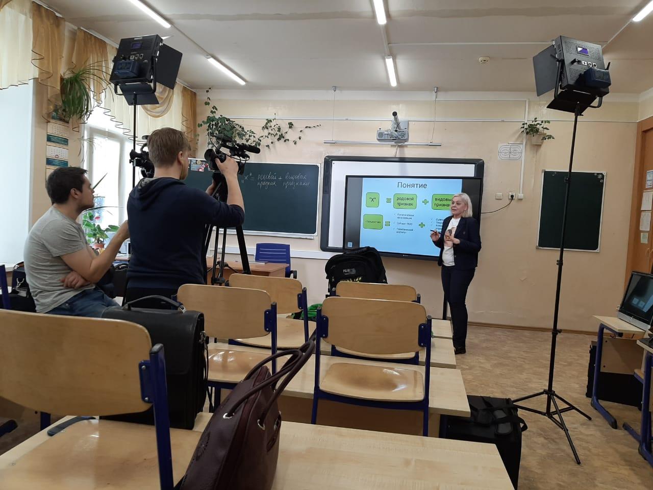 Телеуроки для школьников будут транслировать в эфире «Первого Ярославского»