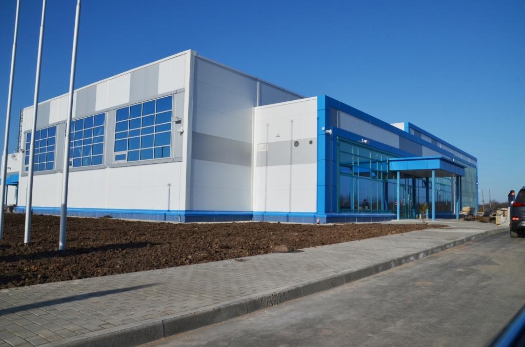 Дмитрий Миронов: завершено строительство современного ФОКа в Угличе