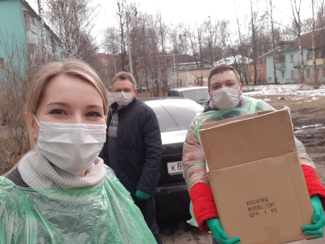 Рабочие советы ЯМЗ и ЯЗДА организовали волонтерскую акцию в поддержку ветеранов