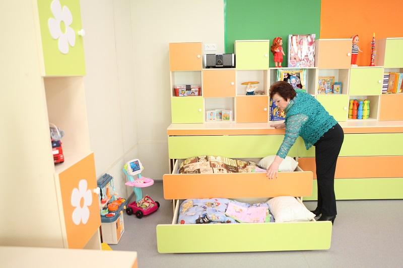 Под Ярославлем завершают строительство первого модульного детского сада