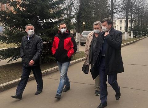 В Ярославской области провели первые проверки соблюдения санитарно-профилактических мер на предприятиях
