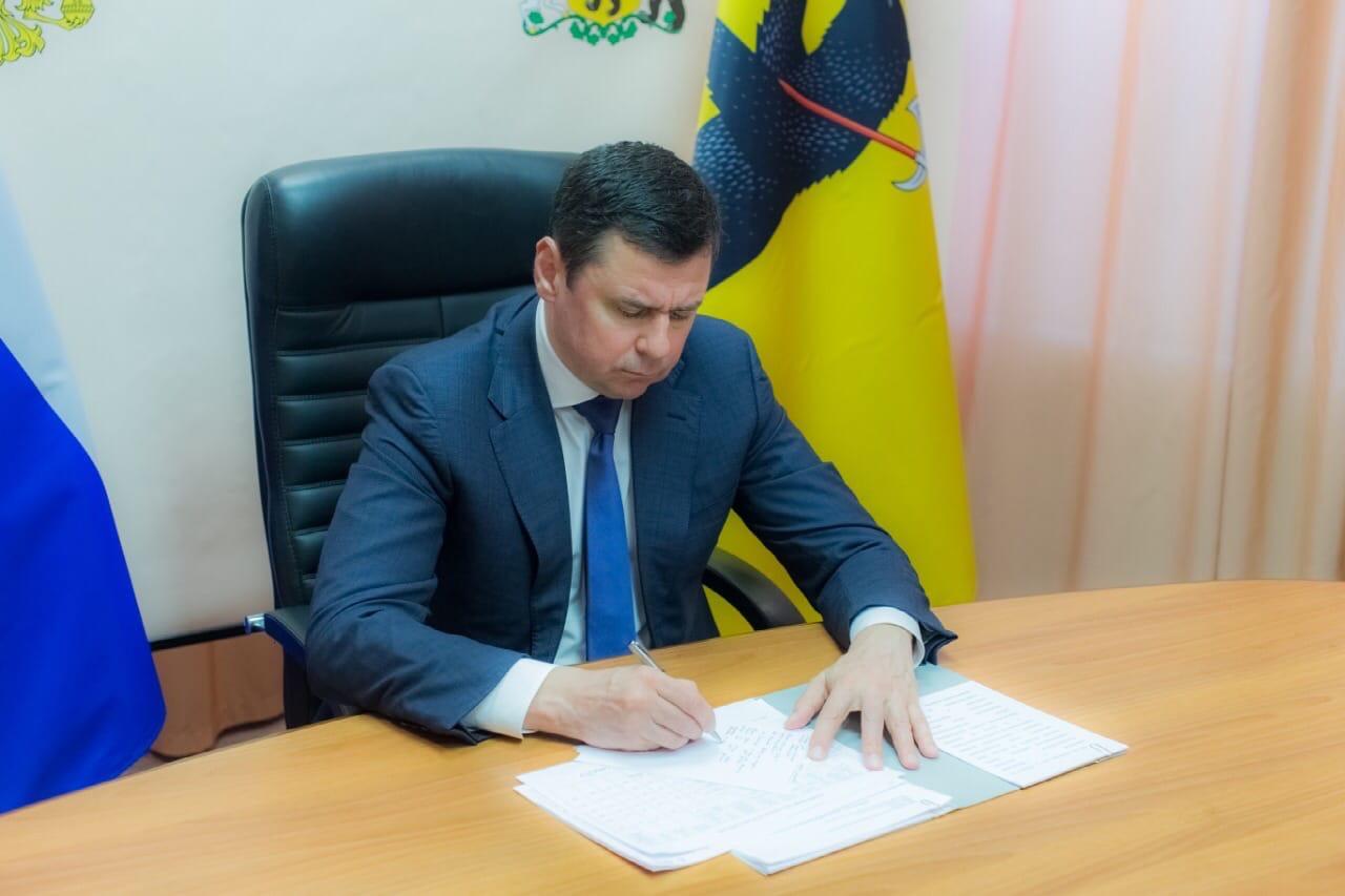 Дмитрий Миронов: Ярославской области для борьбы с коронавирусом выделят 230 миллионов рублей