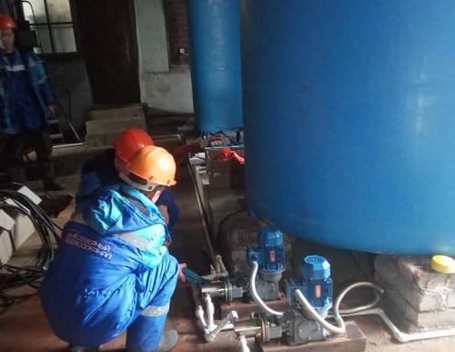 В Любиме завершили капремонт очистных сооружений водозабора