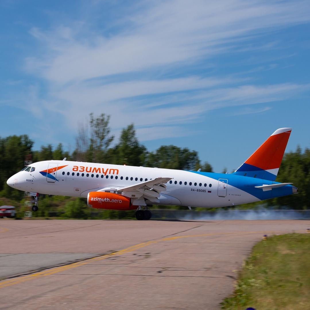 Сокращено количество авиарейсов по направлению Ярославль-Краснодар